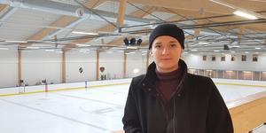 I dag har Sabina Küller Ulriksdals IP som sin hemmahall. Men allt började i Contigahallen en gång i tiden.