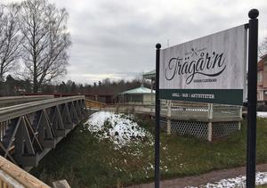 I somras var det premiär för Trägårn Bar och Grill på Udden i Leksand. Där har Rättvik Bowling och Krog slutit ett treårsavtal med kommunen om en hyra på 25 000 per säsong.