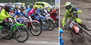 På din lokala sajt kan du se totalt fem tävlingar i MXSM.