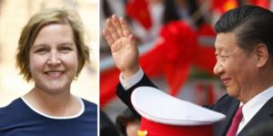 Med vilken trovärdighet fördömer vi utvecklingen i Hongkong när Ungern och Polen  tillåts fortsätta minska det demokratiska utrymmet, skriver Karin Karlsbro, ledamot i Europaparlamentet (L).