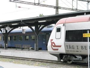 Tåg i Bergslagen borde ingå i ettsystem för pendlingtrafi i Västsverige, enligt Järnvägsfrämjandets ordförande Christer Wilhelmsson.