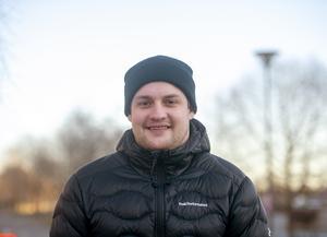 Markus Johansson, 29, försäkringsrådgivare, Sundsvall.