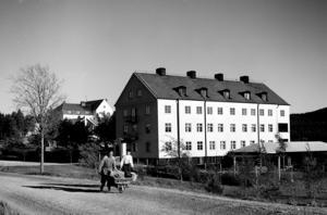 Bodaborg innan stängningen. Bild: Ur Länsmuseet Västernorrlands bildarkiv