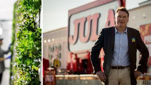 Jula Holding investerar i Skaraborgsföretag för klimatsmart inomhusodling