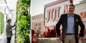 Karl-Johan Blank, ägare och koncernchef av Jula Holding kan presentera ännu en investering - den här gången handlar det om företaget Ljusgårda. Foto: Pressbild