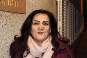 """""""Vårt jobb är riskabelt och vi utsätts ofta för personliga hot"""", medger Layla Abdullah som har fritagit fem svenska kvinnor som med tvång hållits kvar i Irakiska Kurdistan.  Foto: Ann-Christine Kihl"""
