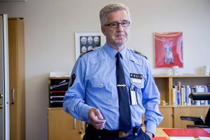 Börje Öhman kommunikationschef för Polisen i region nord.