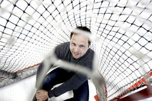 Michael Sundlöv jobbar numera för Karlskrona HK och har flyttat 70 mil söderut.