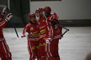 Nitro/Nora är klara för Allsvenskan.