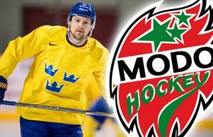 Jonas Ahnelöv är en av Tre Kronors nyckelbackar i OS. Photo: Petter Arvidson / BILDBYRŁN.