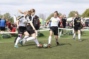ÖSK-cupen bestod av handboll, fotboll och innebandy.