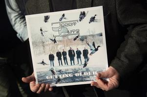 Jonny Cutz senaste album släpptes tidigare i år.