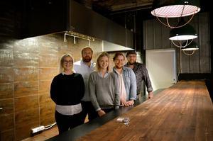 Lösningen för restaurangen i Skedvi blev ett delat ägarskap mellan Linn Ollas, Magnus Ollas, Emma Bergqvist, Linus Andersson och Kulinariet,  representerat av vd:n Anders Åkerberg. Nu fattas