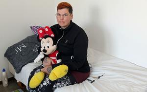 Länge under fredagskvällen var Daniella Roos rädd för att dotterns säng skulle fortsätta vara tom, att Lina inte skulle hittas.