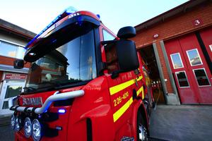 Ett larm om en brand i Dala-Järna i Vansbro kommun inkom på fredagen. Obs: Bilden är tagen i ett annat sammanhang.