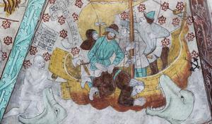 Profeten Jona kom