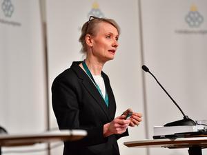 Karin Tegmark Wisell, Folkhälsomyndigheten.