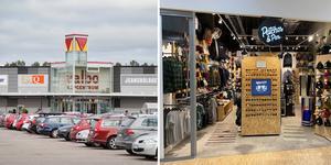 Ett tiotal nya butiker och restauranger planeras att öppna i Valbo Köpcentrum. Bild: Markus Boberg/ Valbo Köpcentrum