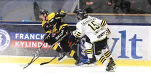 VIK plockade segern hemma mot AIK efter förlängning. Vinsten innebar Gulsvarts sjätte raka utan förlust.