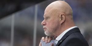 Melin hade svårt att värdera insatsen mot AIK. Foto: Henrik Hansson / TT.