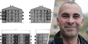 När bostadsbolaget Acasas vd, Kourosh Farhang, ska bygga hyresrätter i Dalarna är det kommunerna Rättvik och Gagnef som kommer i första hand.