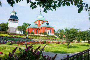 Ulrika Eleonora är en imponerande kyrkobyggnad, som Svenska kyrkan listar som en av landets sevärdhetskyrkor.