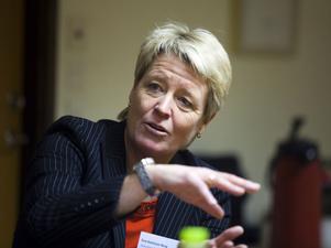 Eva Karlsson Berg, chef, Skutskärs bruk