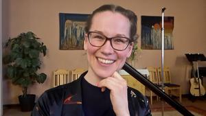 Mathilda Lindgren, Fil. Dr. i Freds- och konfliktforskning. Foto: Hervor Sjödin