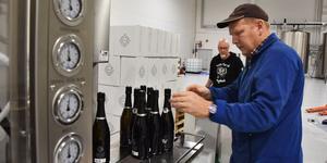 Anders Gunnarsson har greppet om produktionen i Lugnvik.
