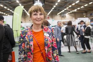 Pia Brunell, en av arrangörerna bakom mässan, hoppas på att de kan bidra med inspiration till målgruppen.