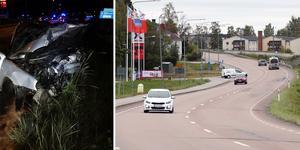 Olyckan inträffade i Kramfors i helgen.