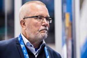 Damkronornas förbundskapten Leif Boork. Bild: Petter Arvidson/Bildbyrån.