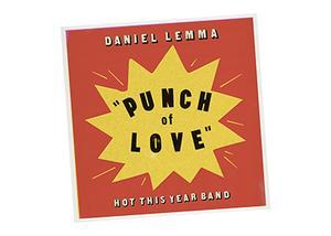 "Daniel Lemmas reggaeskiva ""Punch of Love"" kom ut tidigare i år."