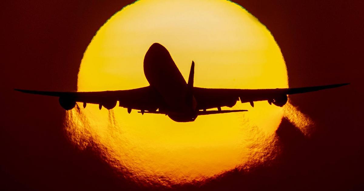 Väderanpassade flygrutter kan sänka utsläppen