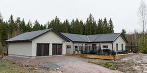 Huset i Munktorp var mest klickat under förra veckan. Foto: Utsikten foto.