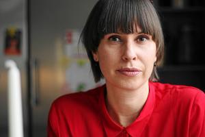 Liza Lundberg är ordförande för föreningen S-kvinnor i Falun och sa ja till valberedningens förslag med en man i topp.