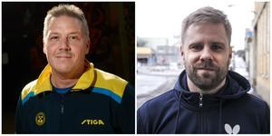 Peter Blomquist och Jon Persson.