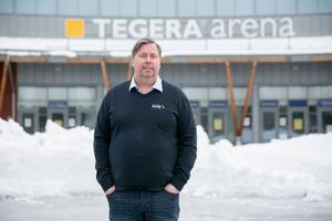 Thomas Johansson har mycket stor del i Leksands framgång