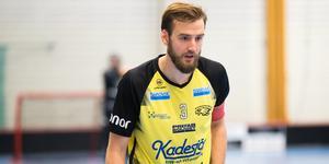 Suras lagkapten Michael Nilsson var mycket nöjd med lagets insats mot Alunda.
