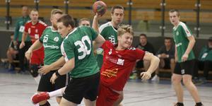 Rasmus Svensson gjorde tre mål för Sala HF.