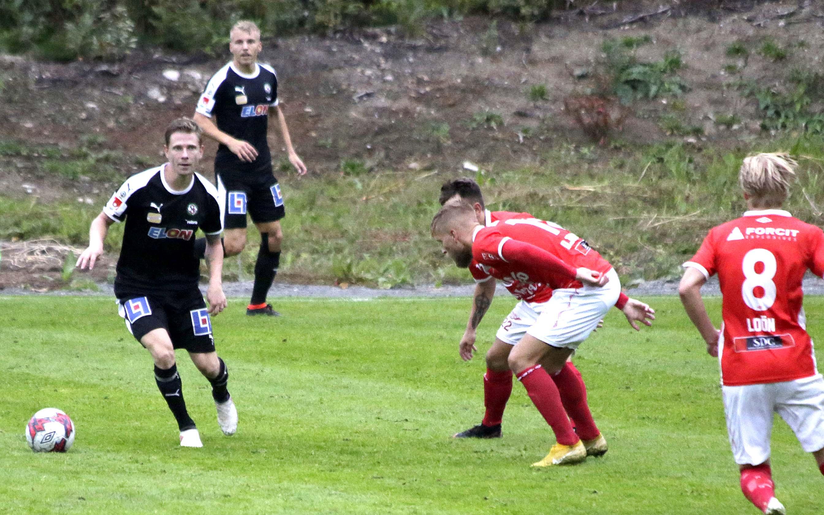 Stopp for johansson i semifinalen