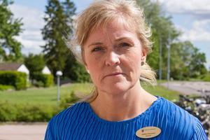 Ulrika Hansson, skolchef i Arboga kommun.