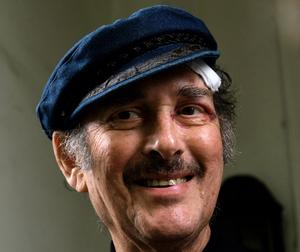 Harold Pinter tilldelades Nobelspriset i litteratur 2005. Foto: AP