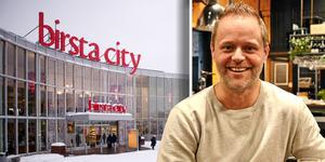 Daniel Sandströms Waynes coffee i Birsta city är till salu.