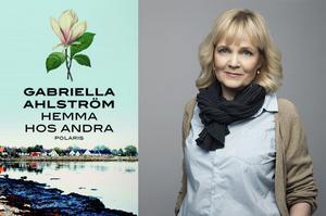Gabriella Ahlström har skrivit en berättelse om familjerelationer och hur de formar oss. Foto: Joel Nilsson
