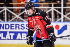 Petter Kjellin avgjorde matchen mot Piteå i playoff 2 och såg till att HHC:s säsong blev historisk.