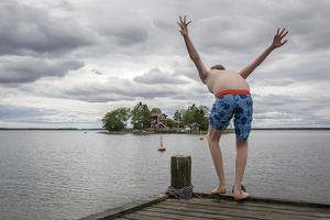 De första åtta sommarloven var fullständigt kravfria! Foto: Henrik Holmberg / tt