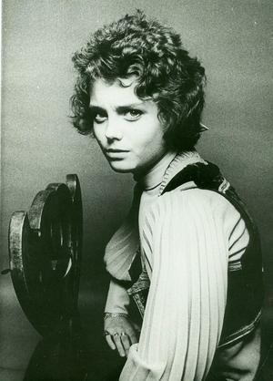 Eleanor Bodel på en pressbild från 1965.Bild: ARKIV