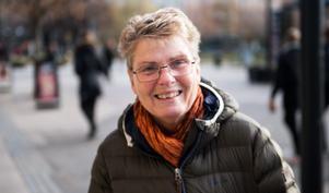 Ingalill Löfgren, 69, pensionär, Kvissleby: