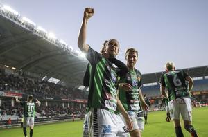 Edin Hamidovic vann skytteligan i Svenska cupen förra året. Gais skrällde då och slog ut både Elfsborg och Hammarby innan det tog stopp mot Östersunds FK i kvartsfinalen.
